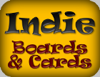 Indie Boards & Cards